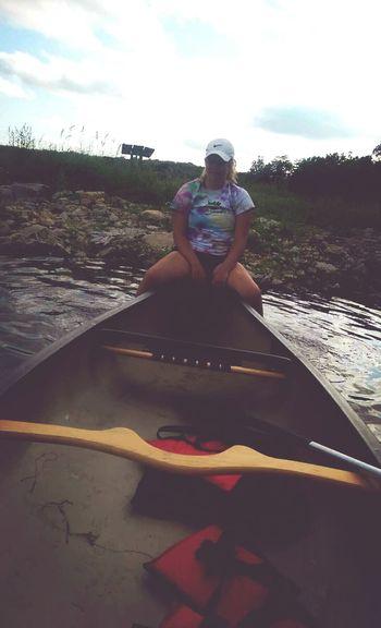 Canoeing Adventure Potrait Me