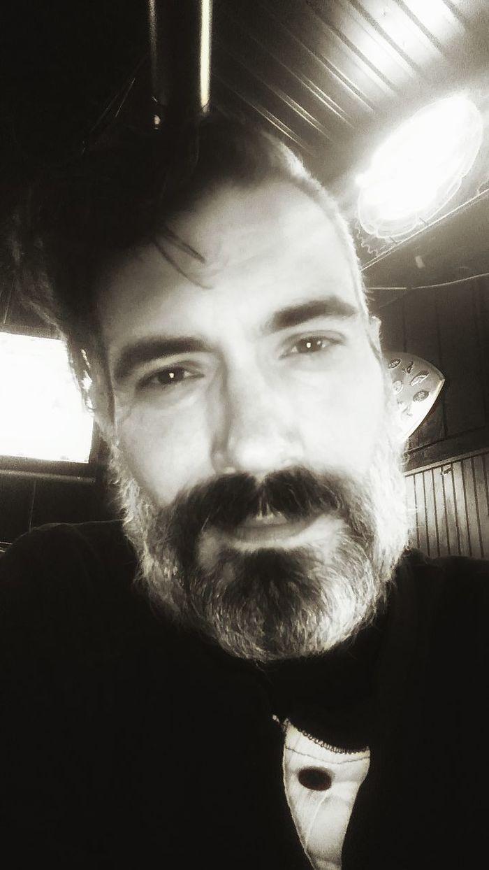 Love what is me - Man Beard Wisdom Honor Grey Hair Salt And Pepper Hair Handsome Blackandwhite Photography