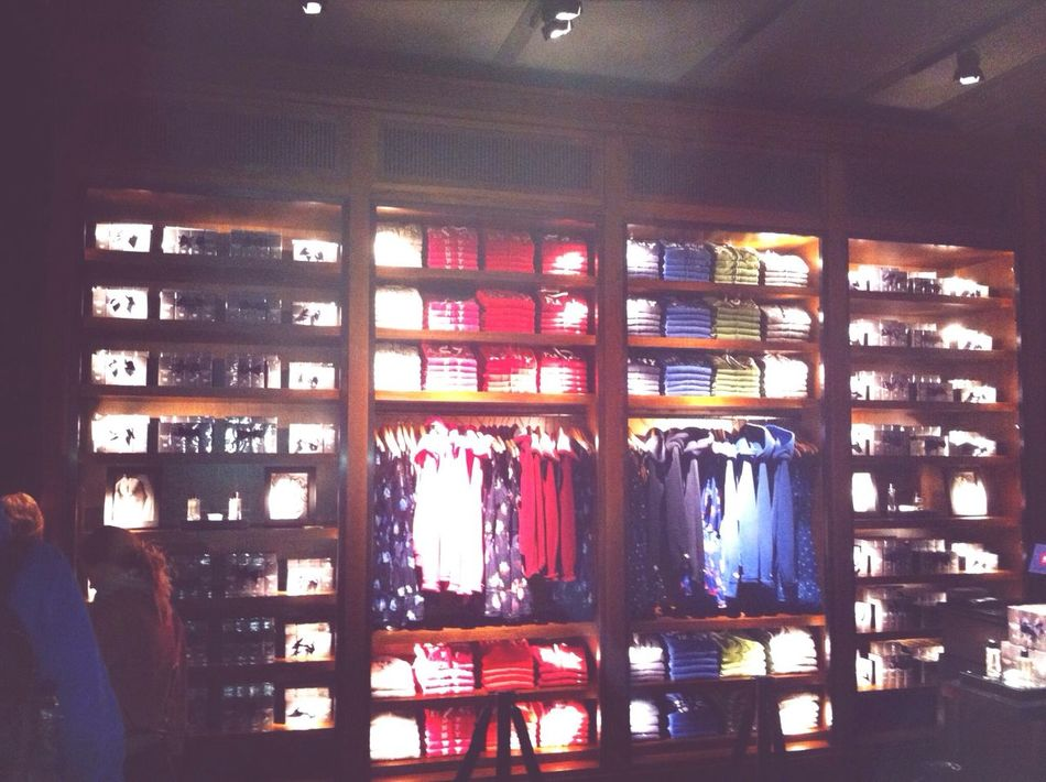 London flagship store