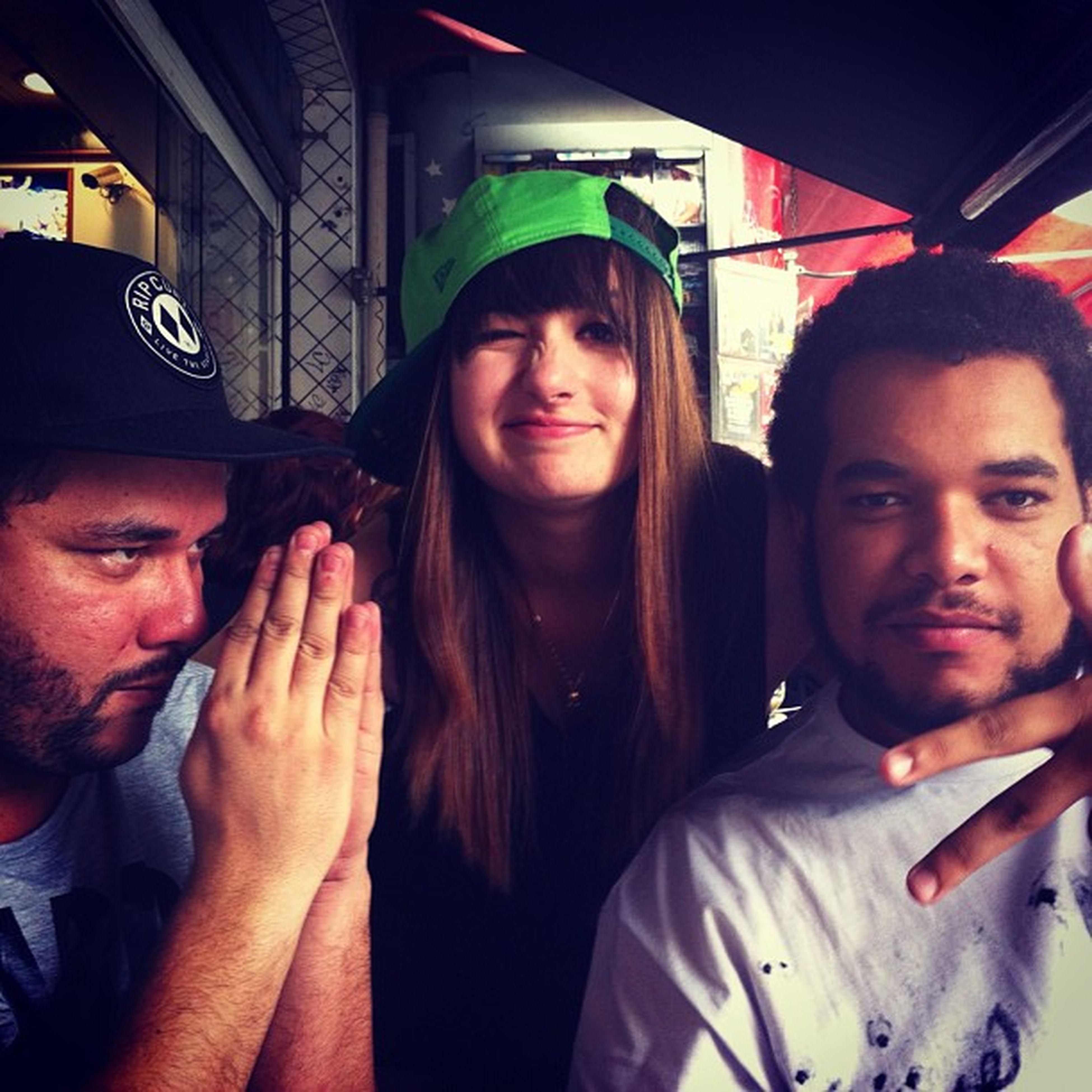 Eu, Puri e Raul! X3rn0k1ll4