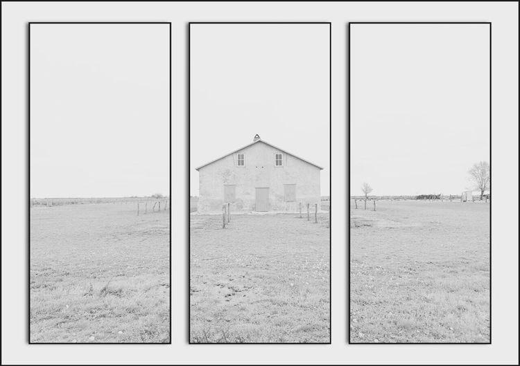 Menonitas Architecture Building Exterior Scenics Triptych