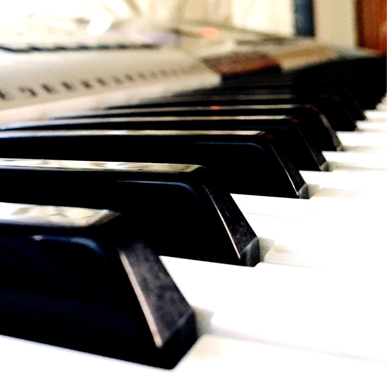 TakeoverMusic Piano Music Piano Key Musical Instrument Arts Culture And Entertainment Indoors  Close-up Black Color No People Musical Equipment Classical Music Day Highcontrast
