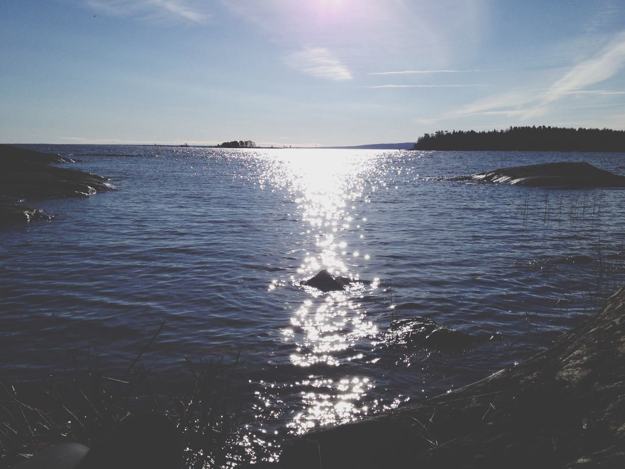 water, sea, nature, sky, beauty in nature, tranquility, outdoors, no people, scenics, sunlight, waterfront, day