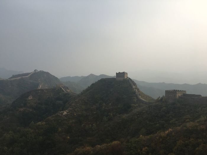 The Great Wall of China!