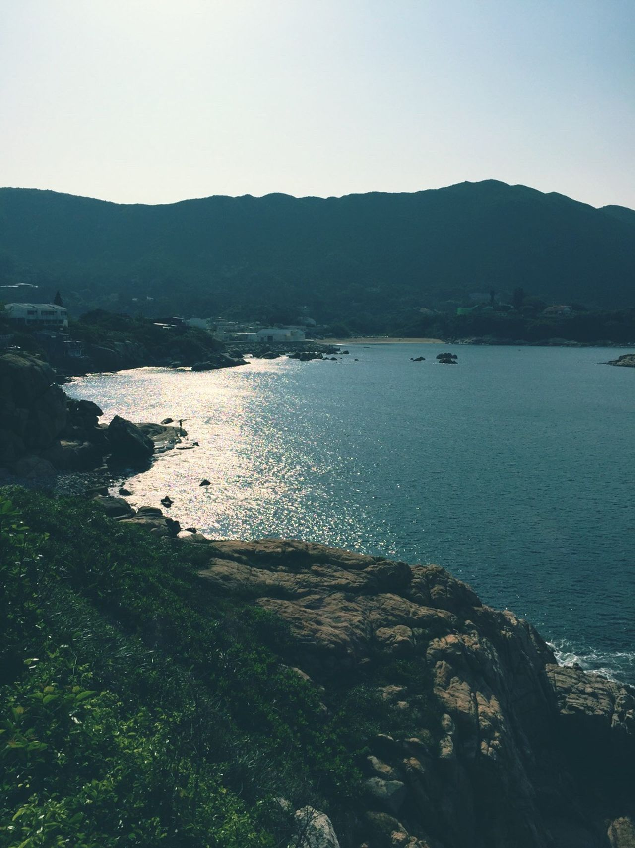 2015  May HongKong HKG Shek O Hiking Pmg_hok