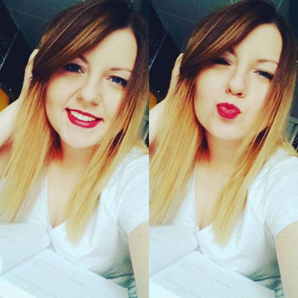 Chcesz być inżynierem, to płacz 😢 Math Study Whatthehellwrongwithme Polishgirl Today Kisses Smile Selfie Ombre Goldenrose Thanks  For New Lipcrayon 😍😍😍 Polishgirlsdoitbetter Beauty 😵😵 Changes Bestoftheday Picoftheday Photooftheday Likeforlike Followme