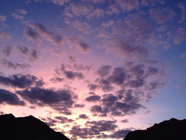 Salt Lake City Utah Clouds And Sky