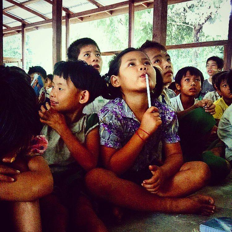 Interested Kidoftheday Thebirthofjesuschrist Intothevillage village villagekids childrenneedthelord