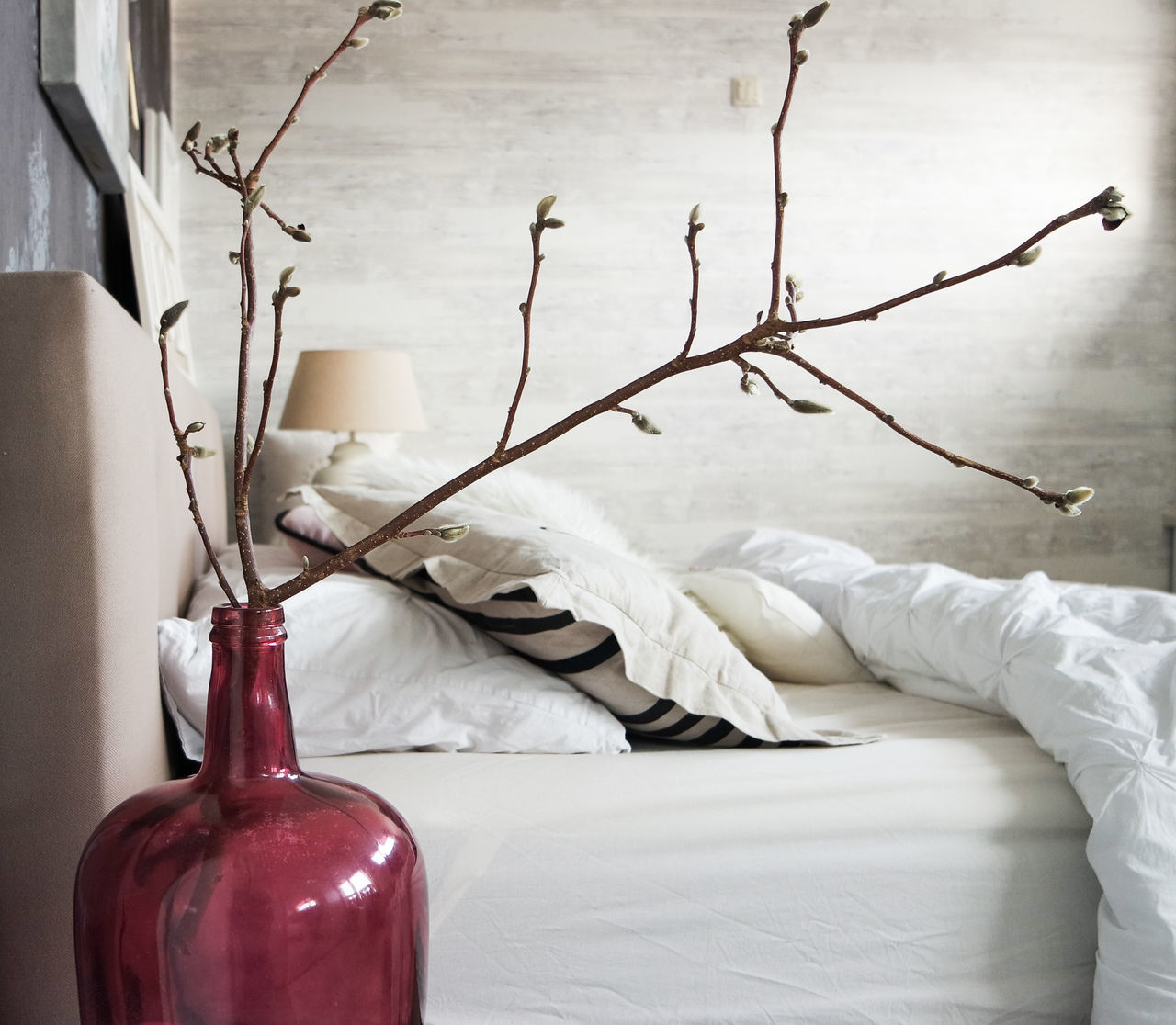 Beautiful stock photos of home, Absence, Bed, Bedroom, Bedsheet
