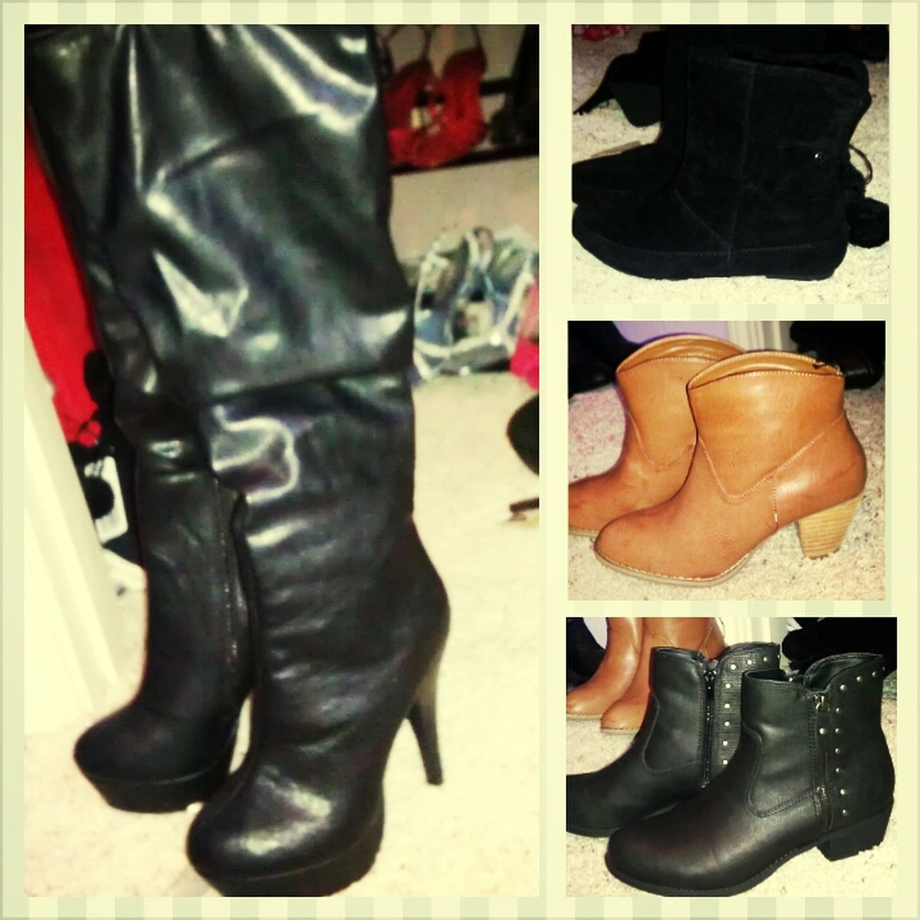 Cowboy Boots My New Boots A Gift From My Babe <3