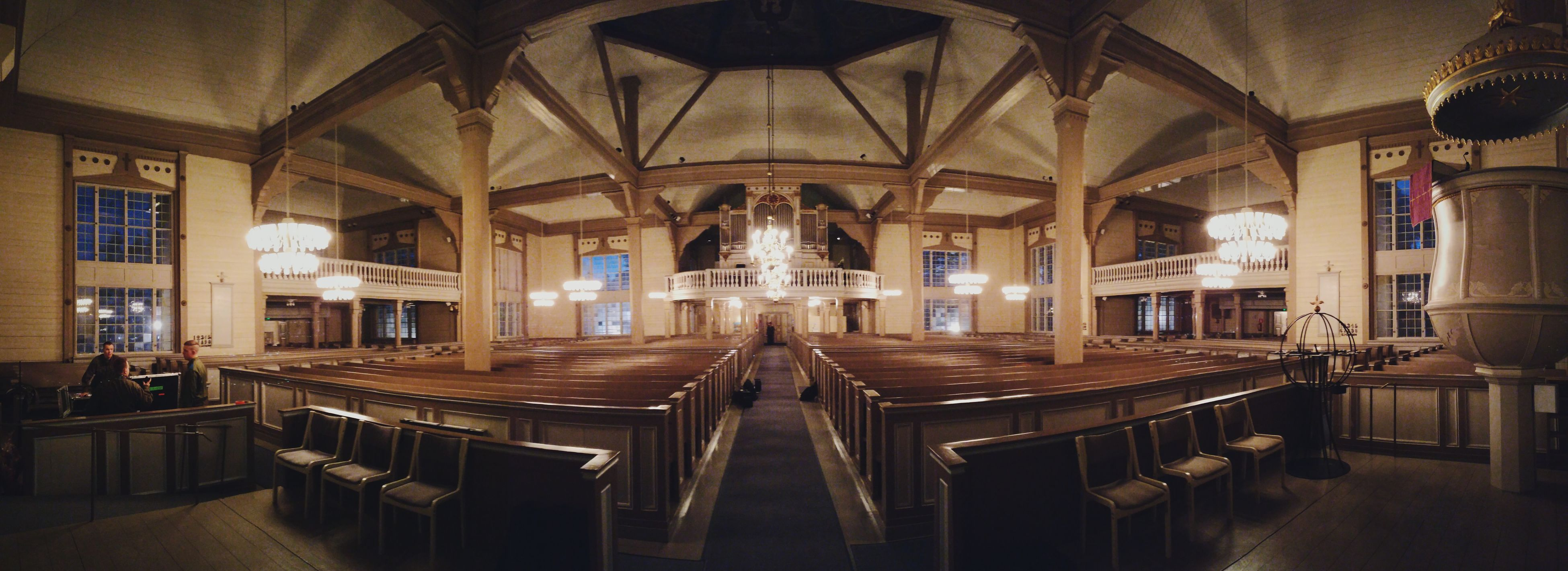religion, place of worship, spirituality, indoors, architecture, city, pew, no people, day