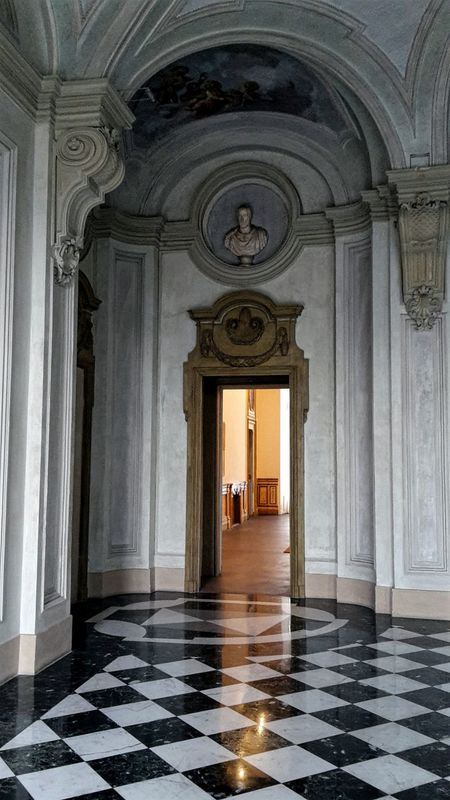 Château Architecture Rivoli's Castle Turin ıtaly Door Historic Castle Historical Site Arch Royal Residence Built Structure Indoors  Path Reflections The Architect - 2017 EyeEm Awards