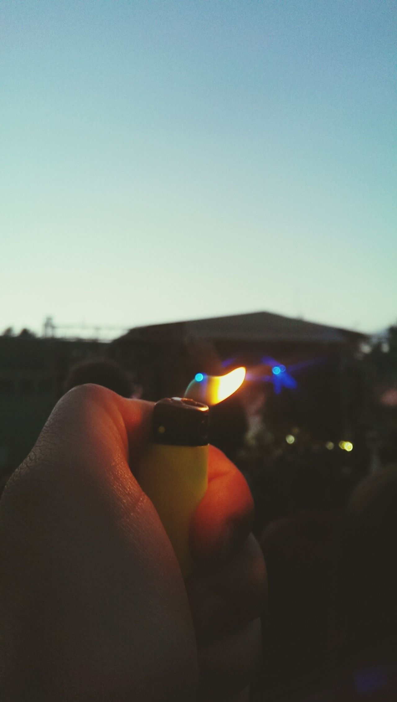 Beautiful stock photos of camping, Burning, Camping, Cigarette Lighter, Clear Sky