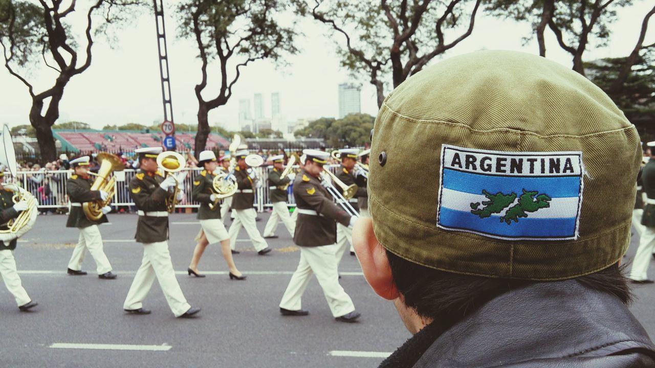 200 años de independencia Argentina IdependenceDay Argentina Militaryband