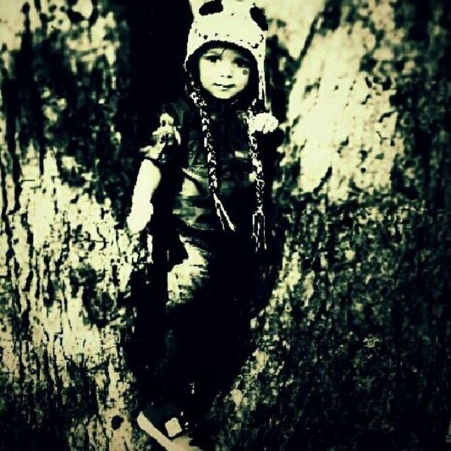 Baby Keegan! Photography Picoftheday JackSkellington Baby retro