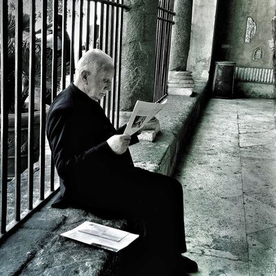 streetphotography in Roma by Giovanna