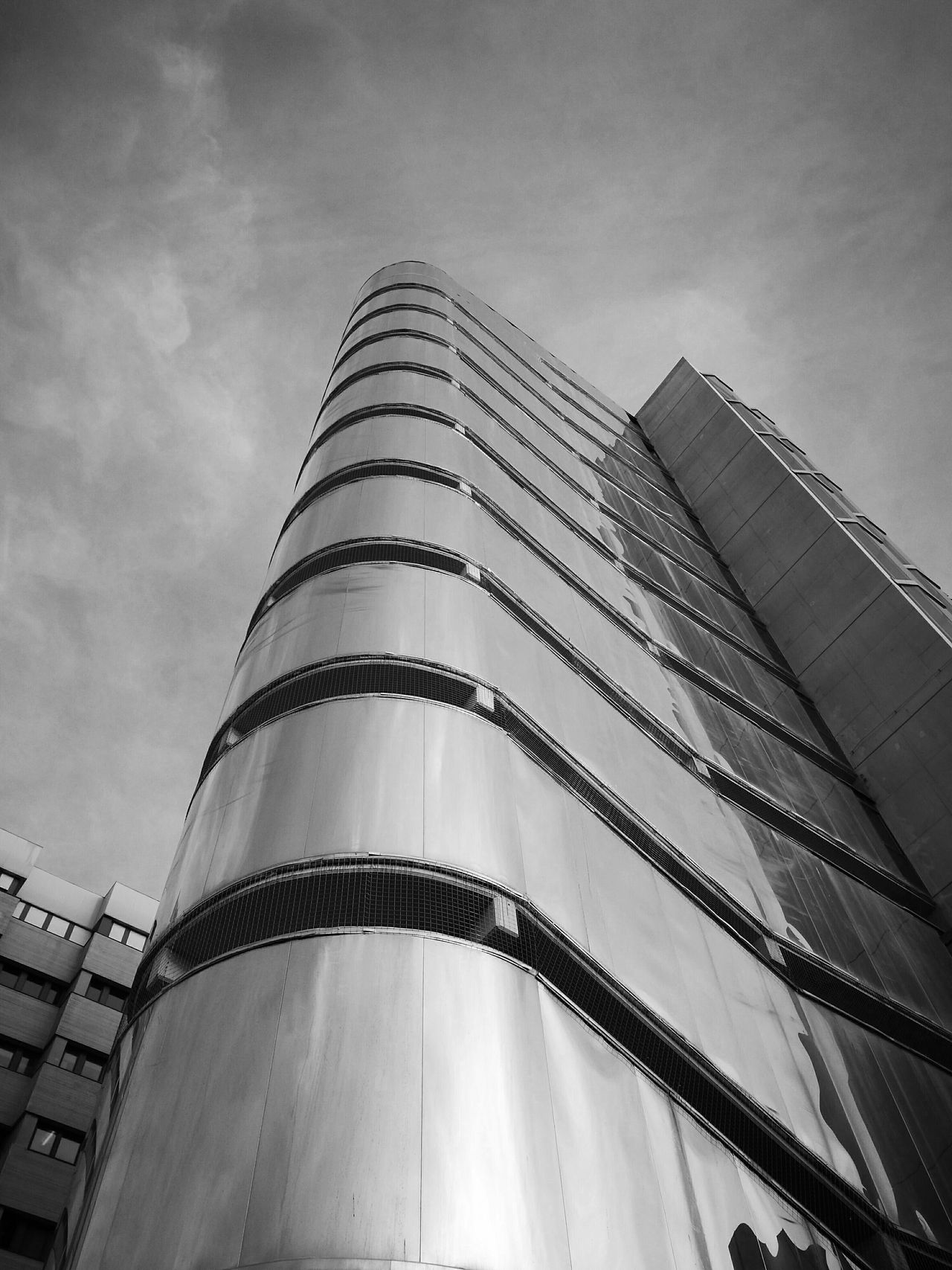 Architecture Low Angle View Cagliari Urban City P9