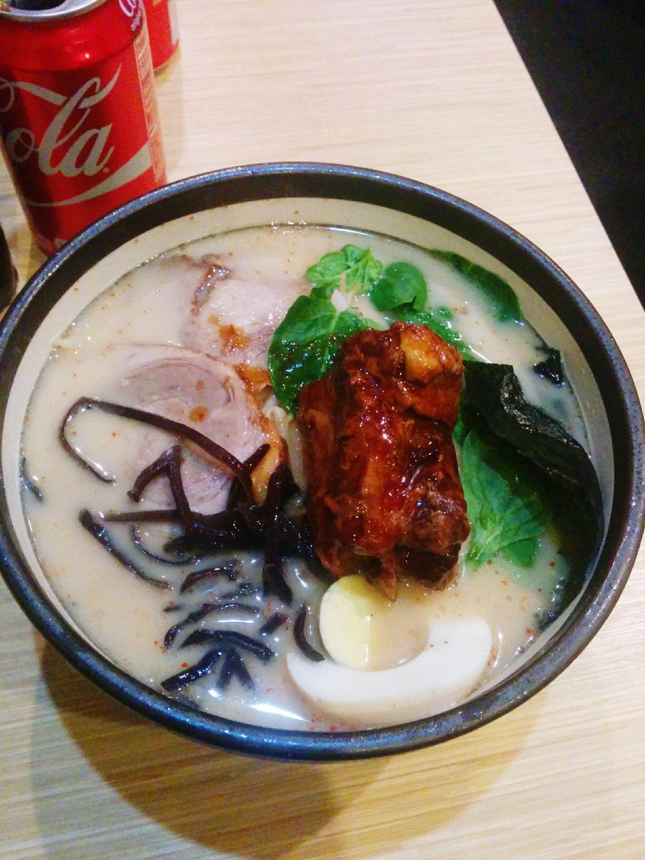 Delicious Ramen Noodle