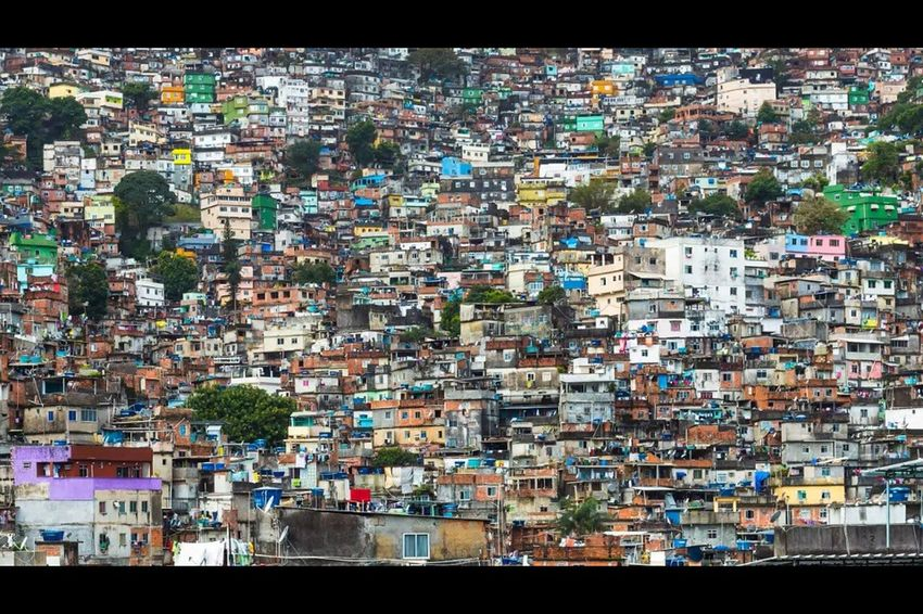 Taking Photos Favelas Hello World