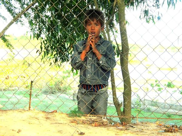 Boy Begging For Money Child Cambodian Cambodia Help Never Forget Asking Speaking Young