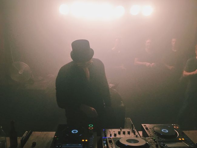 Claptone Dj Music In Da Club Berlin