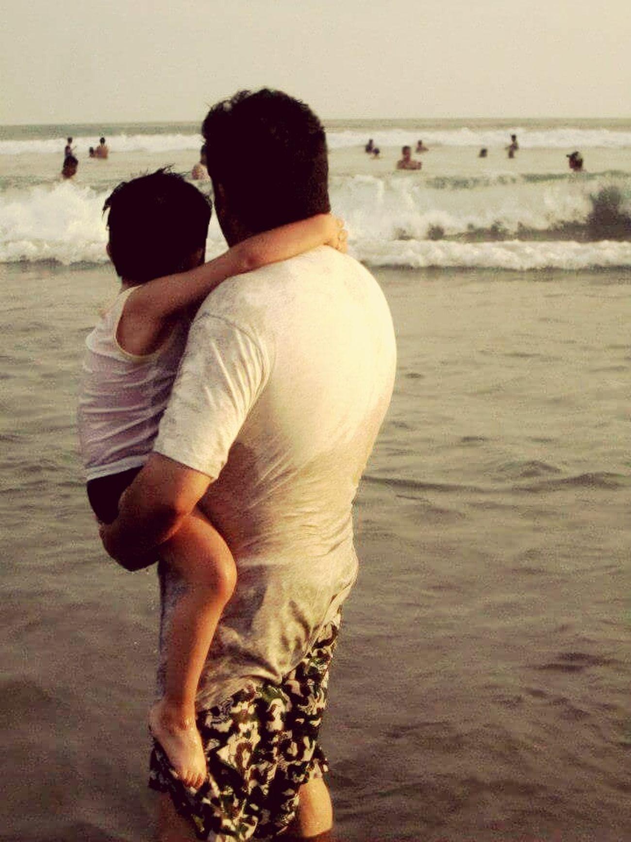 Melancolic Beach Dad