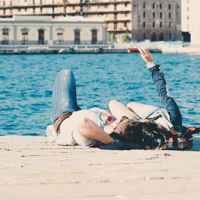 Selfie Shoot, Share, Learn - EyeEm Trieste MeetUp Samsung Smart Camera Vscocam Streetphotography