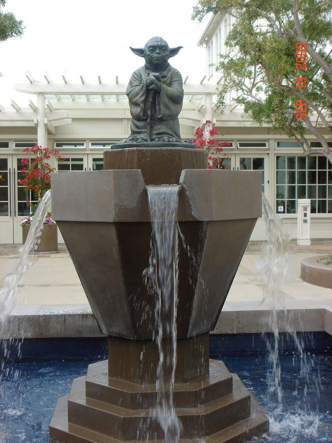 San Francisco Presidio Water Statue Sculpture Fountain Human Representation Built Structure Architecture Splashing In Front Of Spraying Flowing Water Day Sky Outdoors City Life Pedestal Old Town Ferry Famous Place Sea