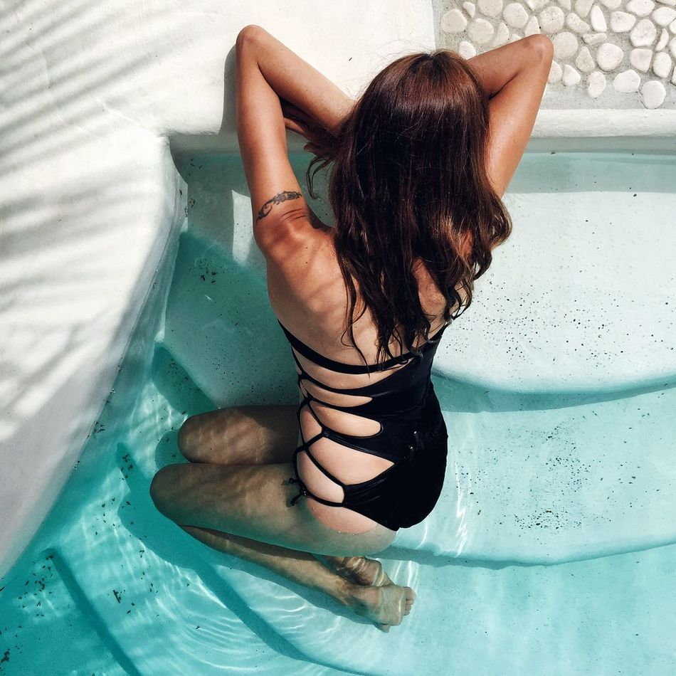 Beautiful stock photos of bikini, 35-39 Years, Beautiful Woman, Beauty, Bikini