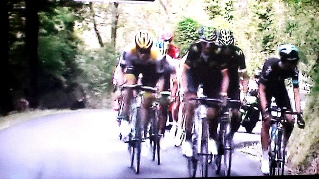 Giro D'Italia 2016 Arezzo