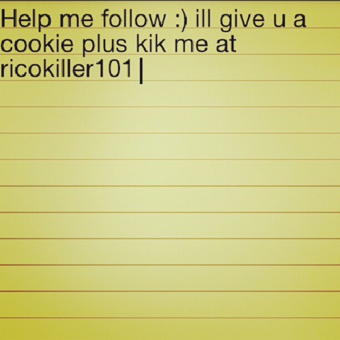 Follow Kik Cookies Xboxgamers