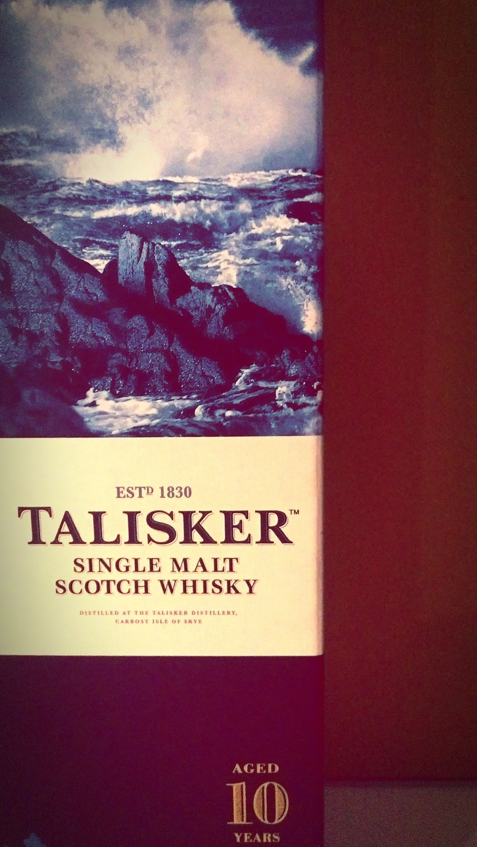 Relaxing Enjoying Life Taliskerwhiskey First Eyeem Photo
