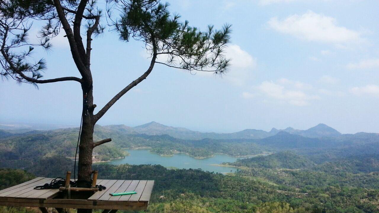 Kalibiru Yogyakarta Centraljava INDONESIA Nature View