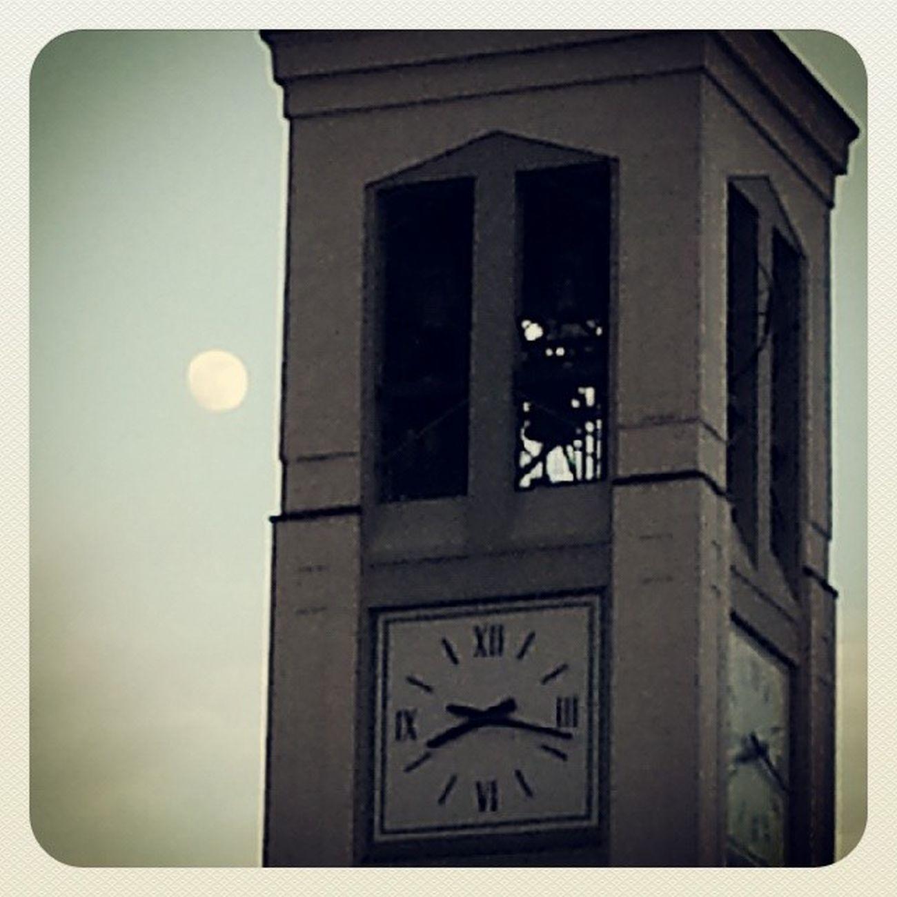 Luna quasi piena a Sesto