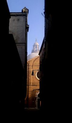 Church at St. Maria Della Salute by giovencato