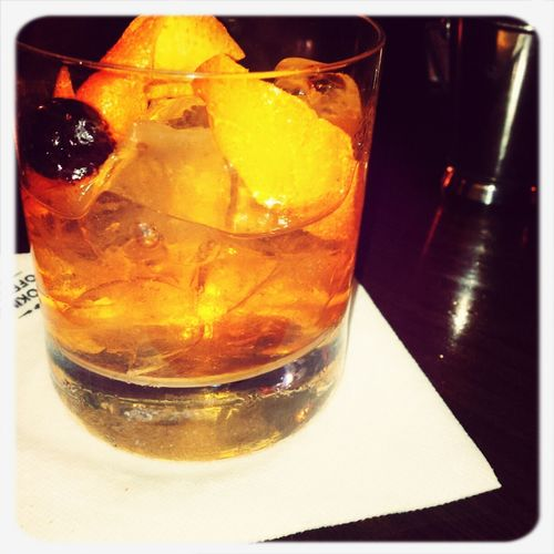 beeing MadMen / Old Fashioned