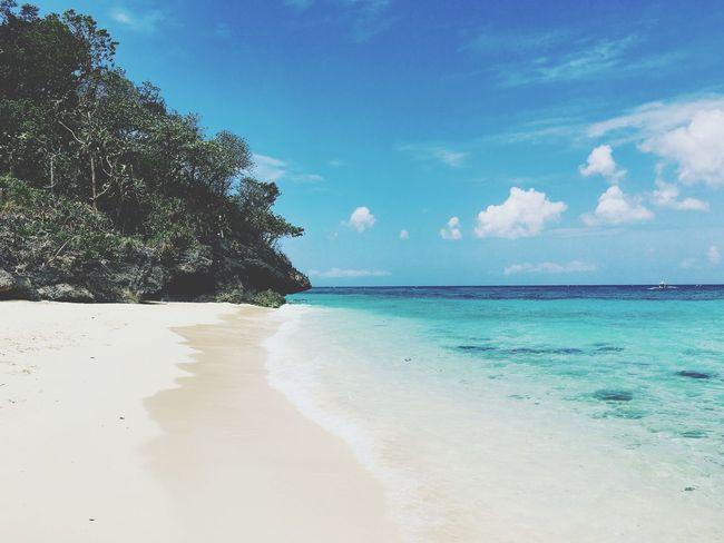 Paradise Beach Boracay Summer Foreversummer VSCO 43 Golden Moments Wanderlust Vacation Whitebeach Unwind Travel IPhoneography Beachscape Feel The Journey