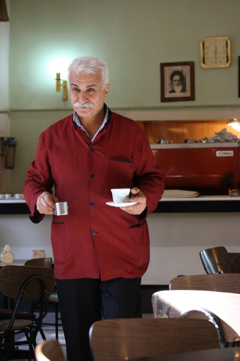 Coffee Coffeshop Naderi Cafe Tehran Iran Coffee Time Travel Photography