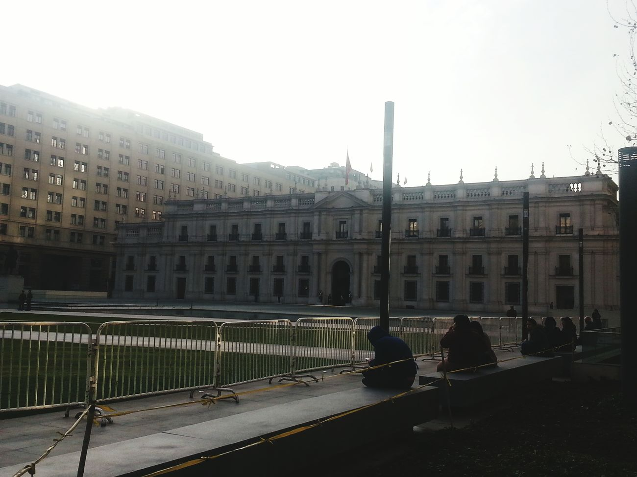 Chile♥ La Moneda-Casa De Gobierno Santiago De Chile Enjoying Life