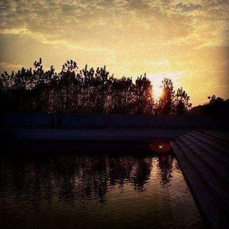 ◆Am Rising◆ Photographylife Photography Sunrise Sunrise_sunsets_aroundworld Punjab Highcontrast Nikkonphotography D4s Hk Hkpixels Madethis Passporttocreativity