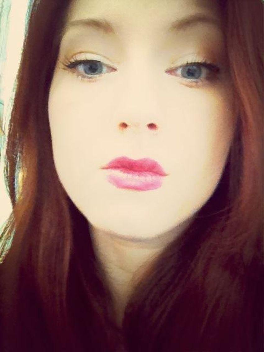New lipstick Mabyy,..