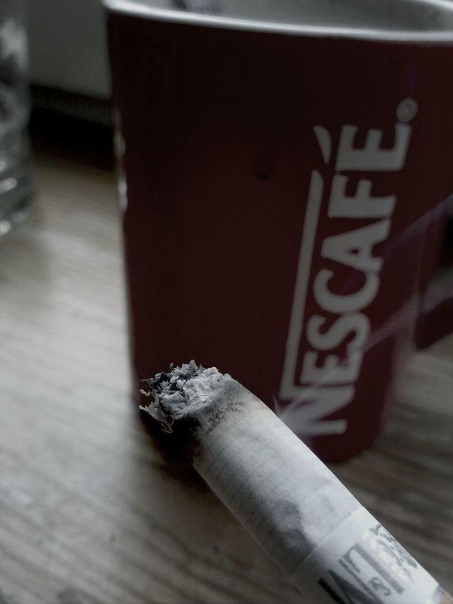 Coffee ☕ Cigarettes Coffee & Cigarettes Morning Coffe