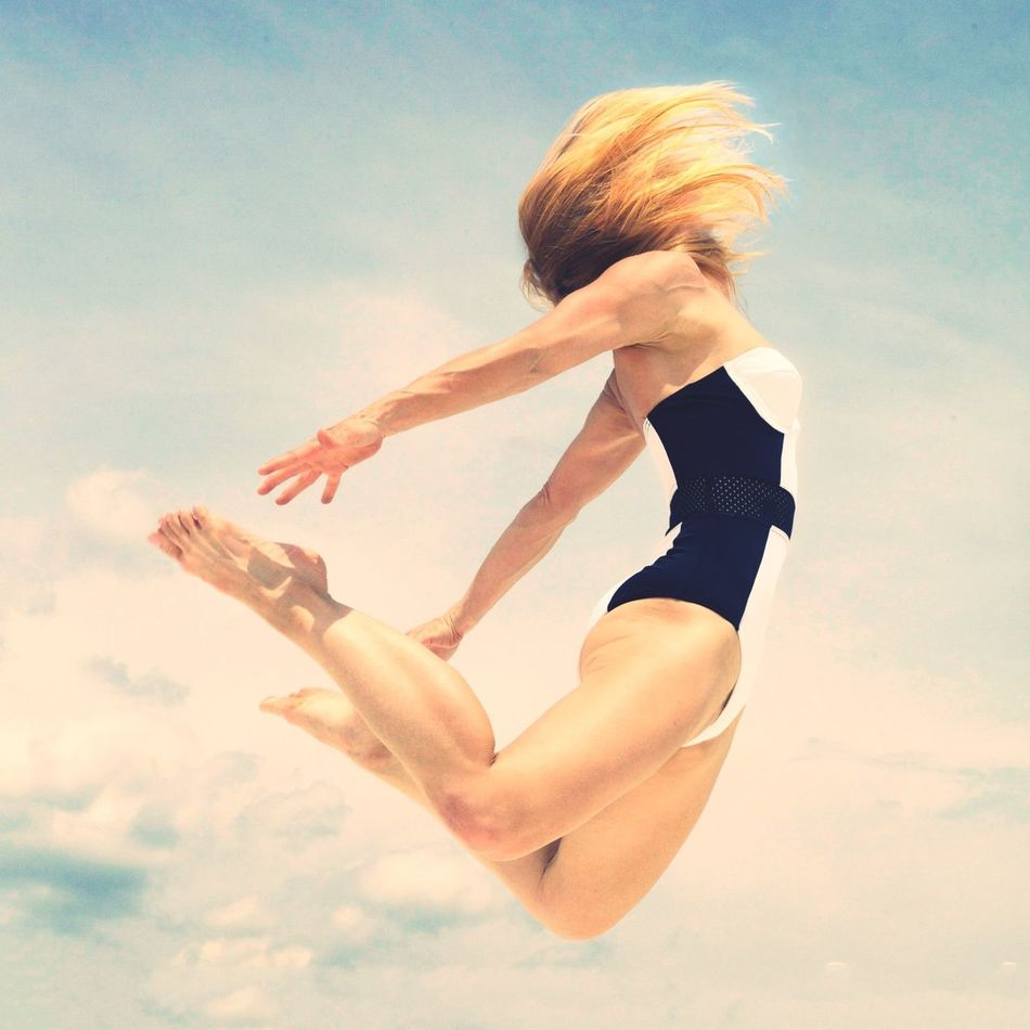 Beautiful stock photos of yoga, 45-49 Years, Barefoot, Beautiful Woman, Blond Hair