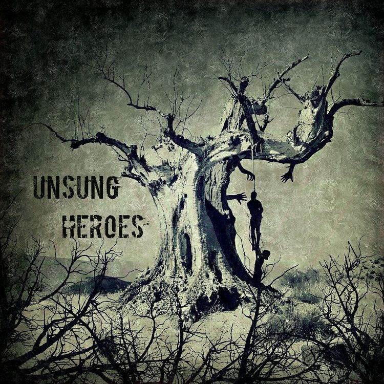 New album art :) Album Metal Band Spokane Rock Album Cover Album Artwork Unsung Heroes www.unsungheroes1.bandcamp.com