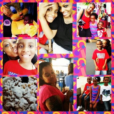6 flags fun with my people!!! ????? had a blast