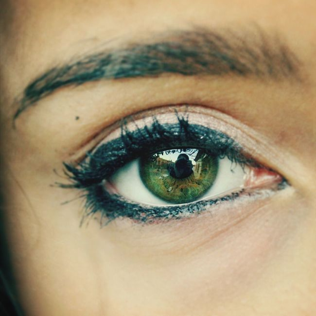 Open Your Eyes For Amnesty International Green Eyes Simple. MyWorldInPictures
