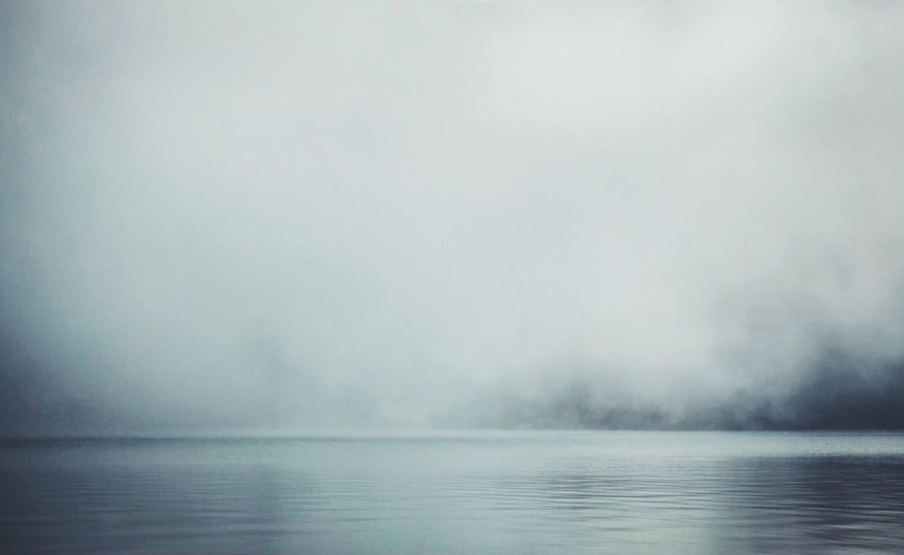 Beautiful stock photos of water, Beauty In Nature, Day, Fog, Foggy
