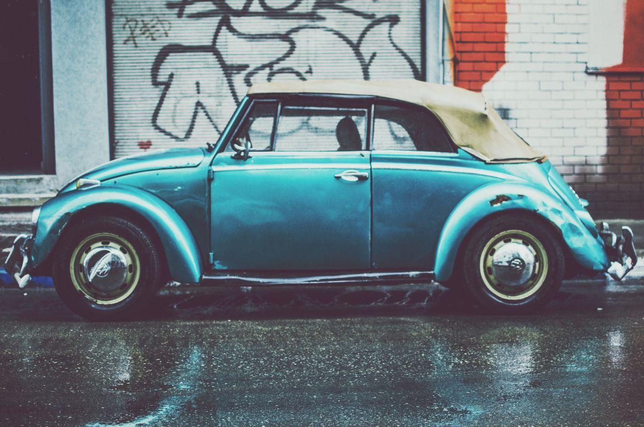 Beautiful stock photos of car, Blue, Car, Day, Graffiti