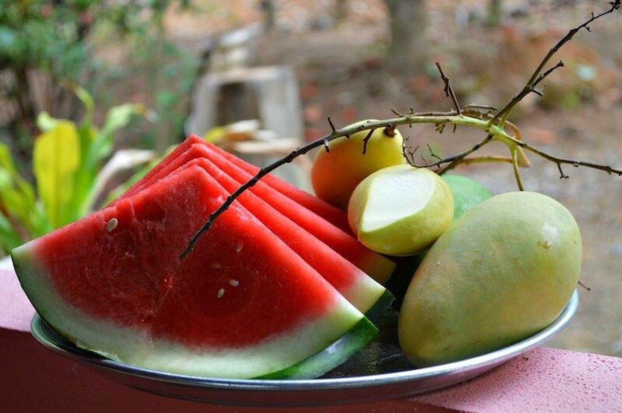 yang manis di hari terik - Tembikai Watermelon🍉🍉🍉 Watermelon🍉 Melon Mango Mangoes♥ Mangoose Fruit Food Food And Drink Focus On Foreground Freshness Close-up Healthy Eating Growth No People Tree Nature Outdoors Day (null)Daylife Melayustyle Beauty In Nature Village
