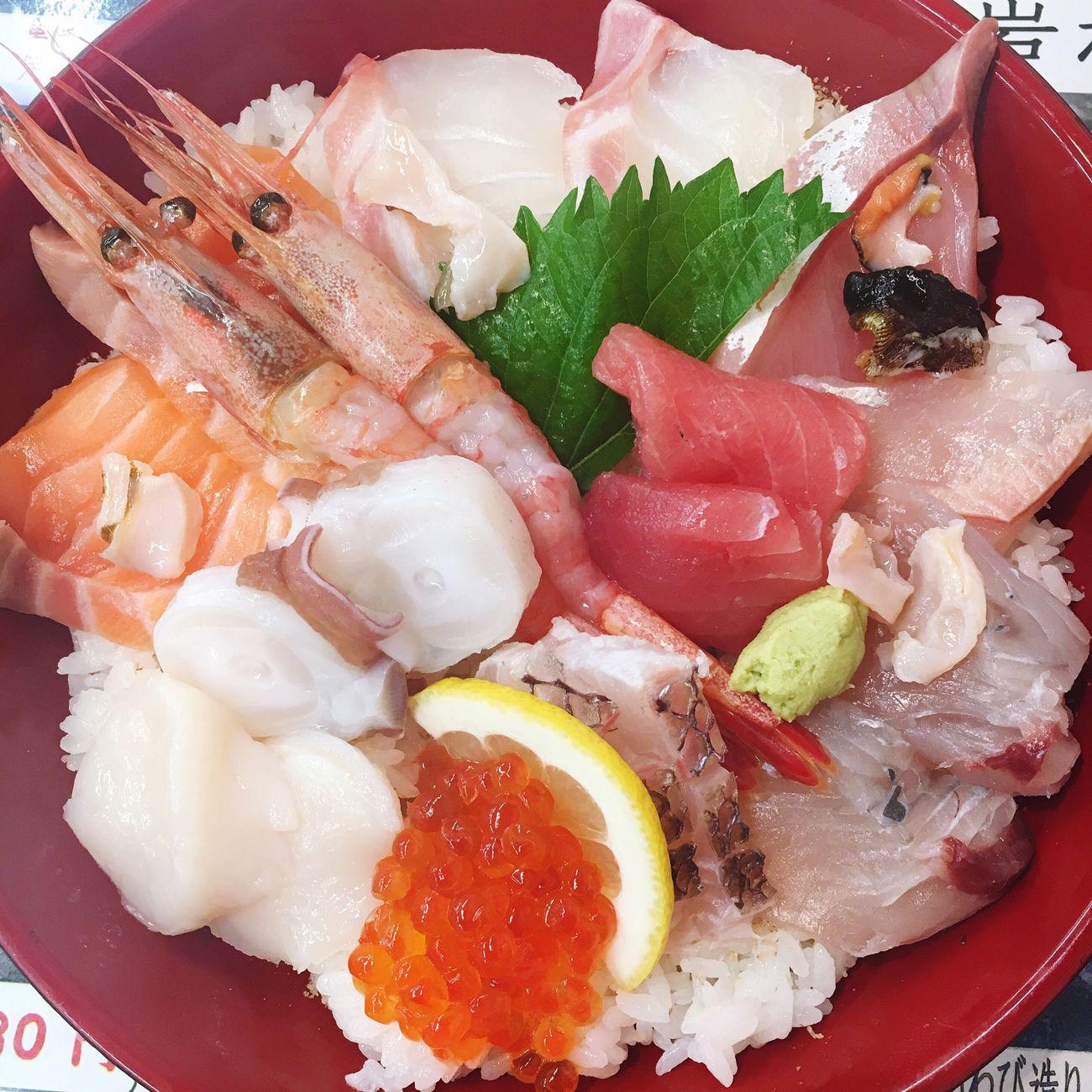 海鮮丼 城崎温泉 Kinosaki 兵庫 海鮮丼 海鮮 Seafood